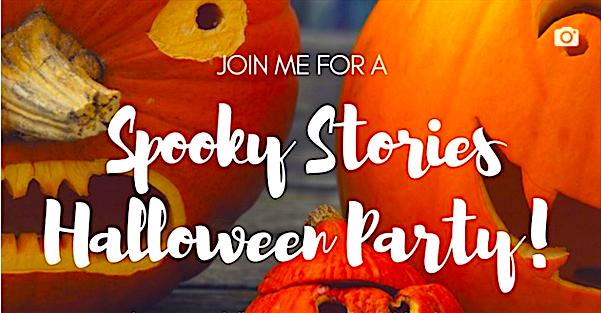 ReelHeART Spooky Stories Halloween Party